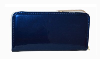 Vedic Deals Casual Blue  Clutch