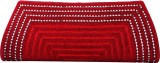 Pantof Women Party Red  Clutch