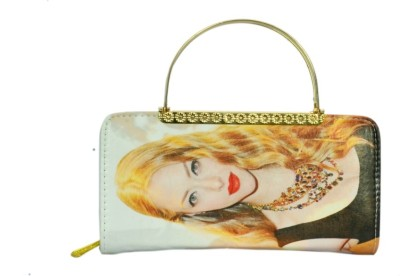Spency Casual, Party Multicolor  Clutch