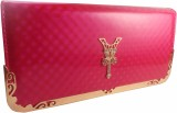 Casanova Fashion Women Pink  Clutch