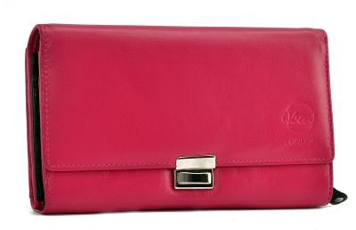 Vbee's Women Casual Pink  Clutch