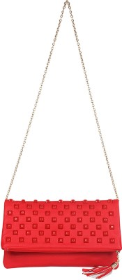 Daddy's Girl Women Casual Red  Clutch