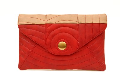 SG Collection Women Casual Red  Clutch