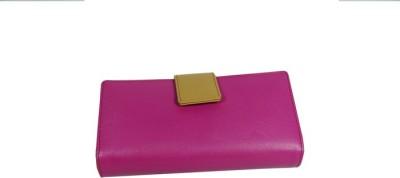 Essart Girls Casual Pink Tyvek Wallet