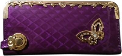 MADASH Purple  Clutch