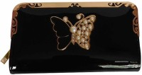Laviva Women Party Black  Clutch