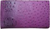 Kreative Bags Women Casual Purple  Clutc...