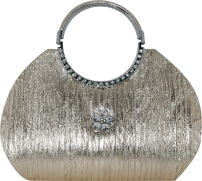 Glitter Collection Wedding, Party, Festive Gold  Clutch