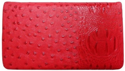 Arc HnH Women Casual, Festive, Formal, Party, Sports, Wedding Red  Clutch