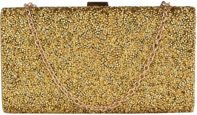 PamperVille Party Gold  Clutch