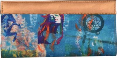 Kanvas Katha Formal, Casual Multicolor  Clutch