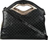 STB Bags Women Casual Black  Clutch