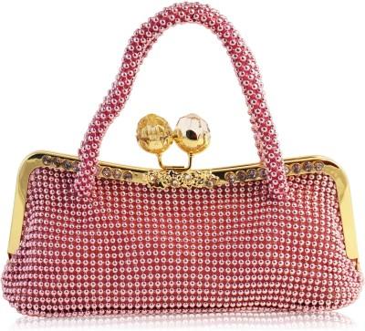 Blis Vogue Pink  Clutch