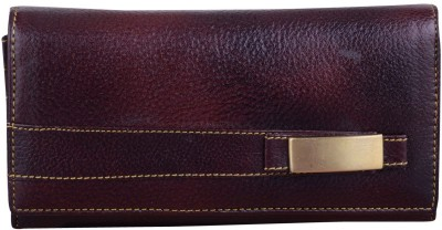 Bluwhale Formal, Casual Brown  Clutch