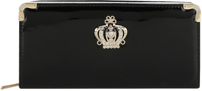 Fashion Hikes Party Black, Gold  Clutch