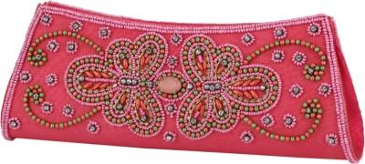 Jupiter Festive Pink, Multicolor  Clutch
