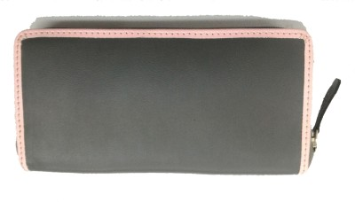 Foggy Grey  Clutch