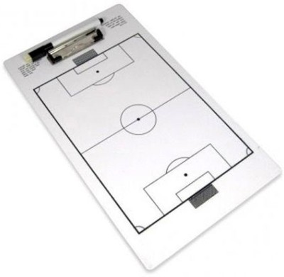 Sahni Sports Strategy Dual Sided Clipboard