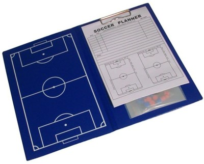 Sahni Sports Coaching File Folder Dual Sided Clipboard