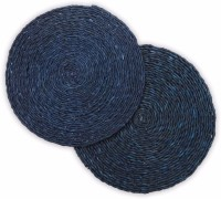 Unravel India Round Bamboo Coaster Set(Pack of 2) best price on Flipkart @ Rs. 399