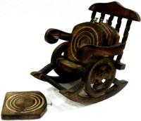 MARIYAM Square Wood Coaster Set(Pack of 5)