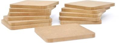 Ivei Square Wood Coaster