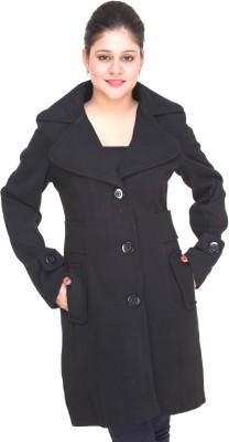 Trufit Women's Single Breasted Pea Coat