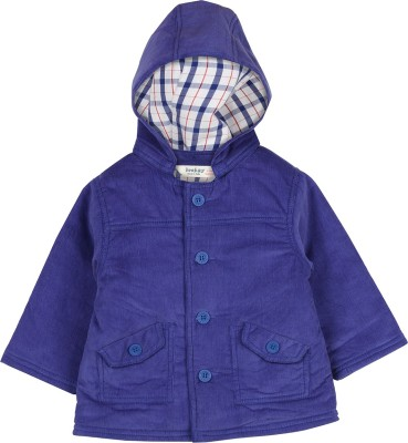 Beebay Baby Boys Single Breasted Coat
