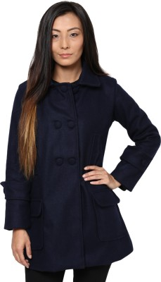 Liebemode Women's Single Breasted Overcoat