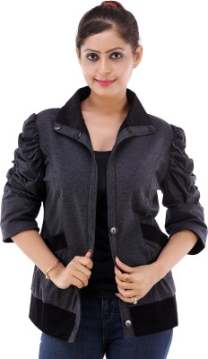 Divaz Fashion Women's Single Breasted Trench Coat
