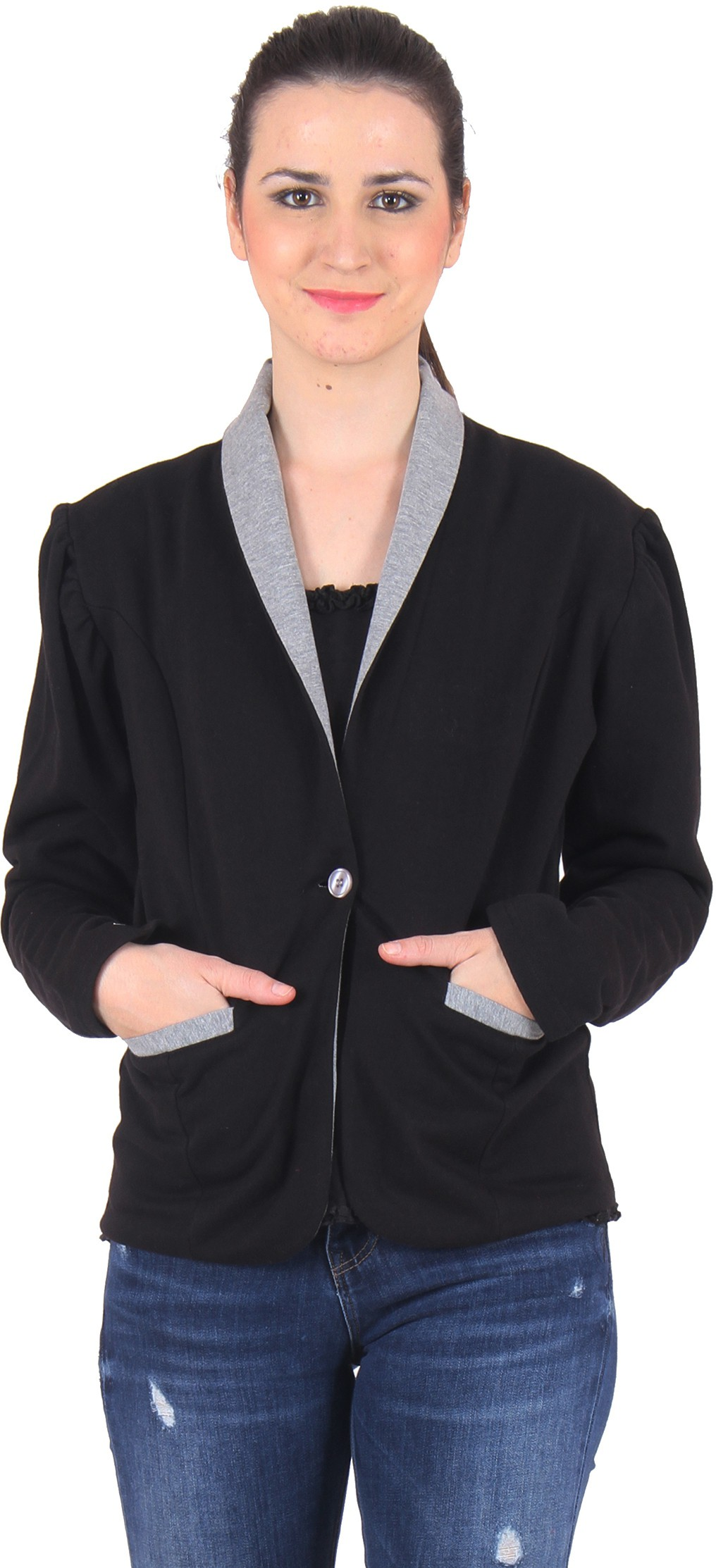 Vvoguish Womens Single Breasted Coat