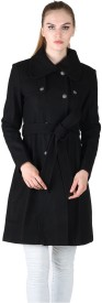 Owncraft Women's Double Breasted Coat