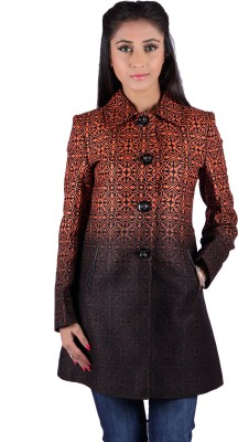 Hang N Hold Women's Single Breasted Overcoat
