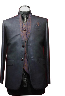 RED HOOVER Men's Single Breasted