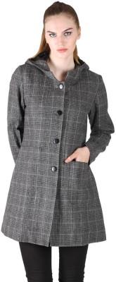Owncraft Women's Single Breasted Coat at flipkart