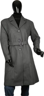 Warmline Women's Single Breasted Chesterfield Coat