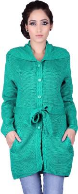 Denovo Women's Single Breasted Top Coat