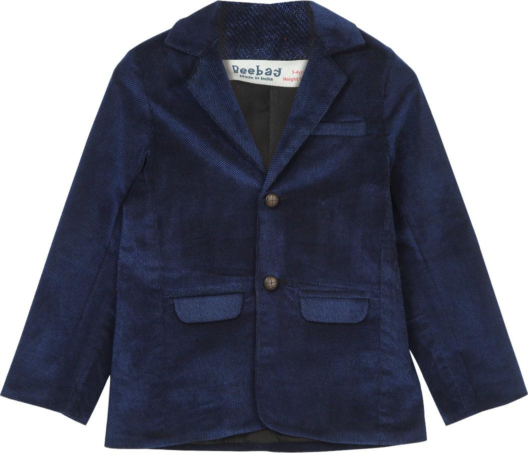 Beebay Boys Single Breasted Coat