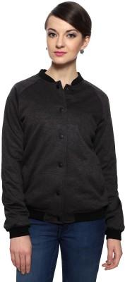 Van Heusen Full Sleeve Solid Women's Quilted Jacket