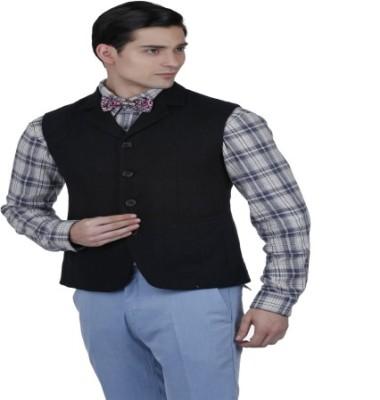 Baba Rancho Men's Single Breasted Top Coat