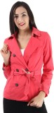 Only Women's Double Breasted Coat
