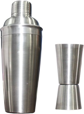 Scrazy 750 ml Stainless Steel Cocktail Shaker