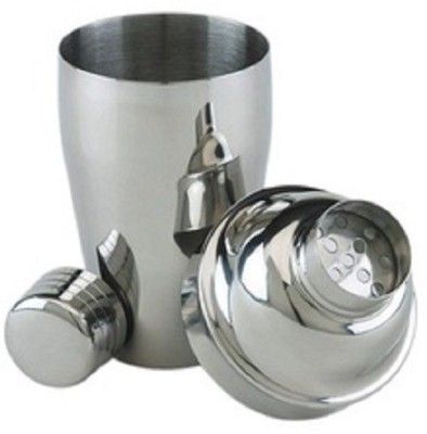 HPK 497 ml Steel Cocktail Shaker(Silver)