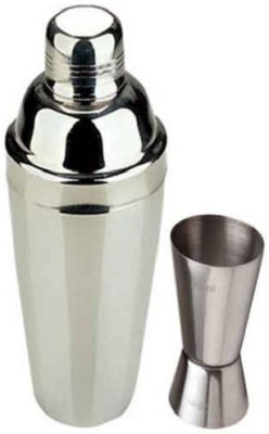 HPK 500 ml Steel Cocktail Shaker(Silver)