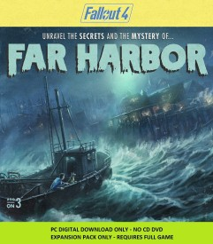 Fallout 4: Far Harbor with Expansion Pack Only
