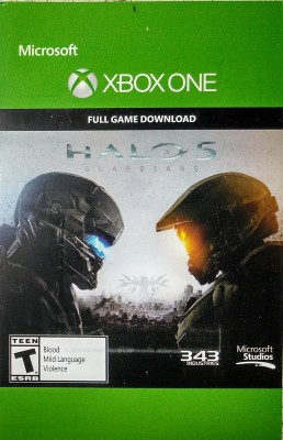 Halo 5: Guardians (Xbox One) DIGITAL CODE ONLY Epic Edition(Digital Code Only - for Xbox One)