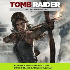 Rise of the Tomb Raider - Cold Darkness Awakened with Expansion Pack Only