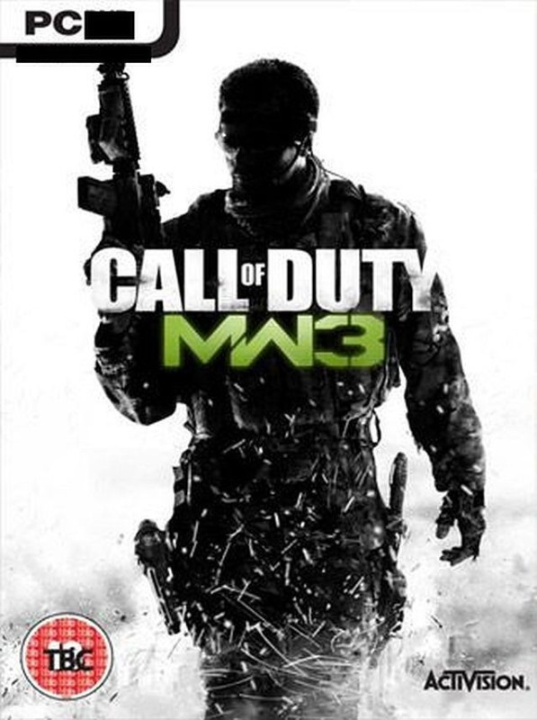 Call of Duty: Modern Warfare 3(Digital Code Only - for PC)