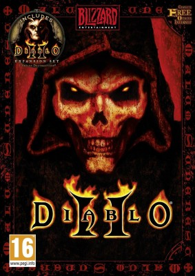 Diablo 2 Gold Edition with Game and Expa...