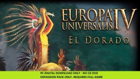 Europa Universalis IV: El Dorado with Expansion Pack Only